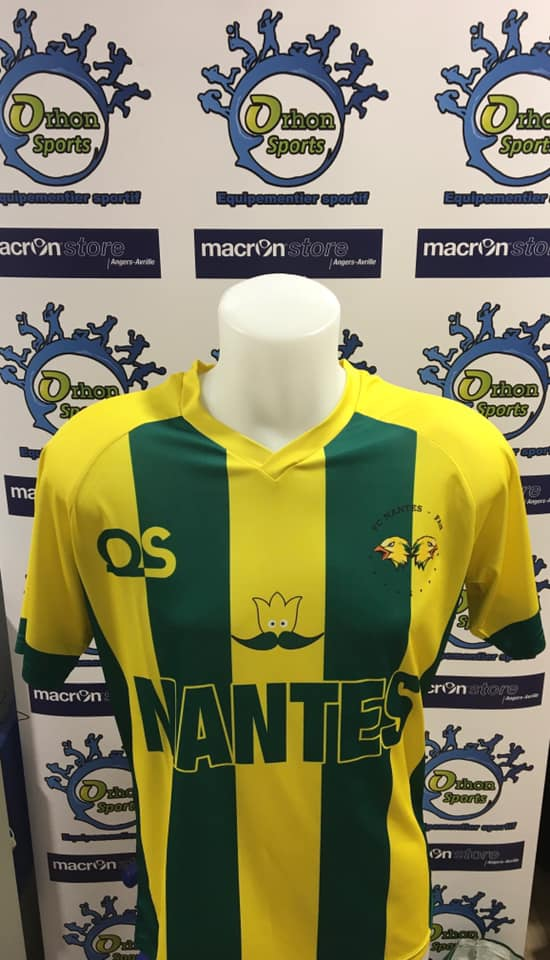 Maillot des Supporters